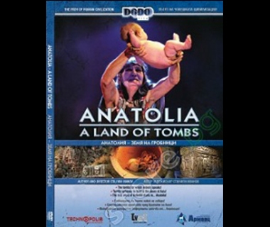 Anatolia - A land of Tombs